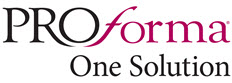 Proforma One Solution logo in color