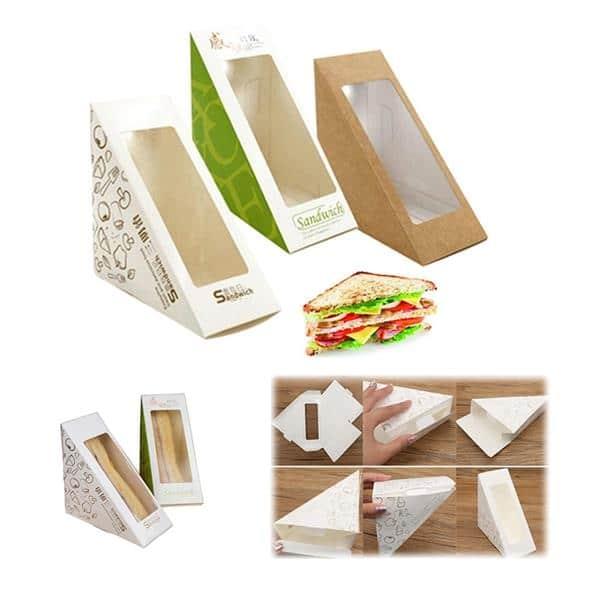 Sandwich Box Design